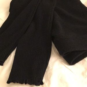Free People Knit Ribbed Sweater Leggings